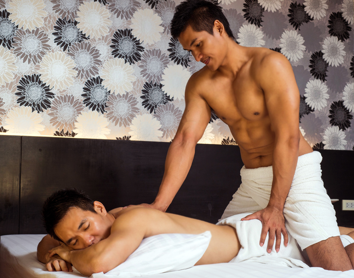 Male gay spas