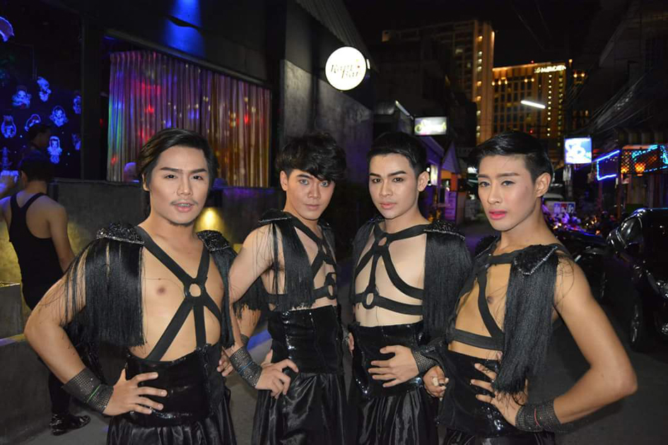 Gay Soi 6 Chiang Mai (Photo Courtesy Ram Bar)
