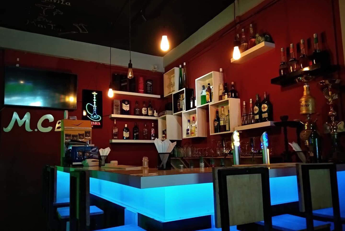 M C Bar This local family style Bar and restaurant is an