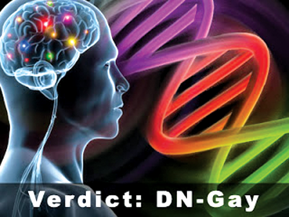 homosexuality is it in the genes Genes could themselves nudge one towards a particular sexual orientation or genes may simply interact with other environmental factors (such as sex hormones in the womb environment) to influence.